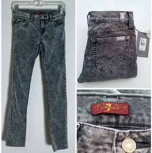 """7 For All Mankind   """"Roxanne"""" Corduroy Pants"""